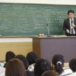 進路決定支援授業キックオフ講義の様子(3)