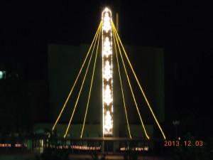 大きなクリスマス