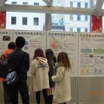 (1)「市街地における自転車利用の心理」では、仙台市と提携し、さまざまな角度から自転車利用の心理を探求しました。
